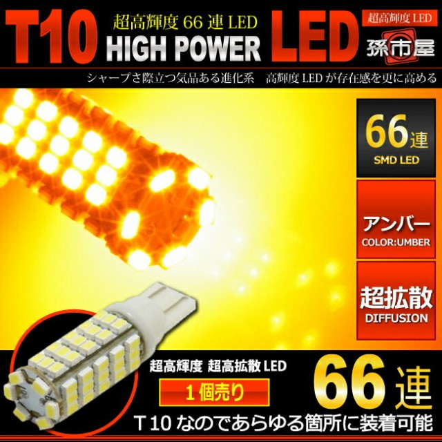 【リアウインカーランプ】 LED ダイハツ ハイゼッ...