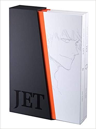 【新品】BLEACHイラスト集 JET【予約:2018年12月4日発売予定】