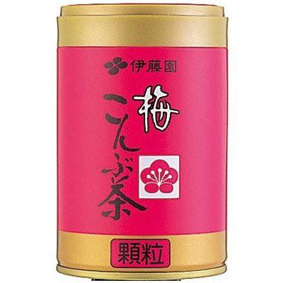 『送料無料(一部地域除く)』梅こんぶ茶 25.0g×2...