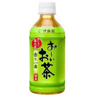 『送料無料(一部地域除く)』お〜いお茶 緑茶350...