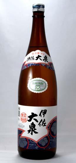 【大山酒造】 伊佐大泉 25度 1.8L 【芋焼酎】...