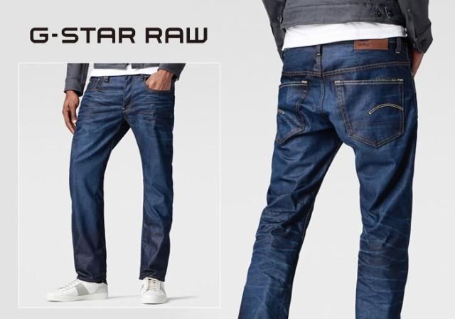 G-STAR RAW[ジースターロウ] 3301 STRAIGHT HYDRI...