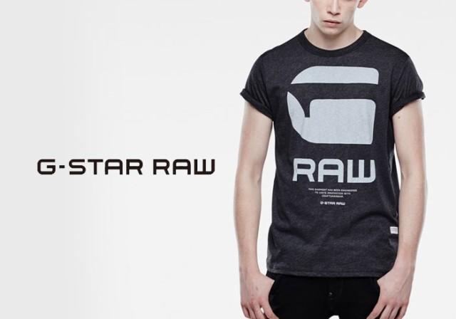 ジースター ロウ G-STAR RAW Resap Tシャツ/半袖/...