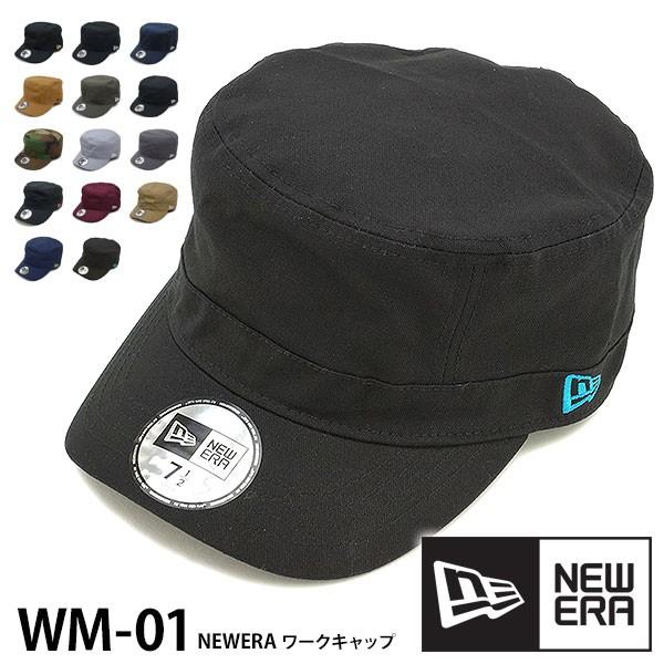NEWERA ニューエラ キャップ WM-01 帽子 ニューエ...