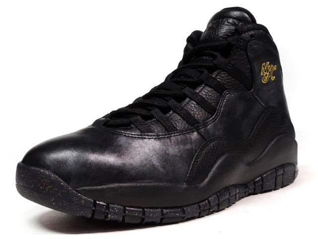 "NIKE AIR JORDAN X RETRO ""NYC"" ""MICHAEL JORDAN..."