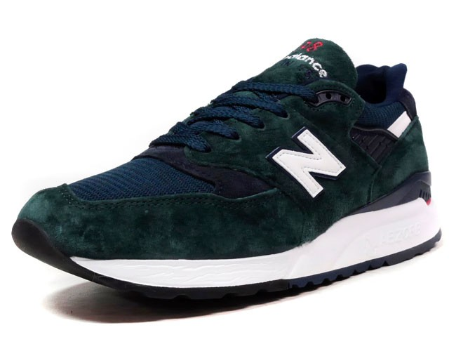 """new balance M998 """"made in U.S.A."""" """"LIMITED ED..."""