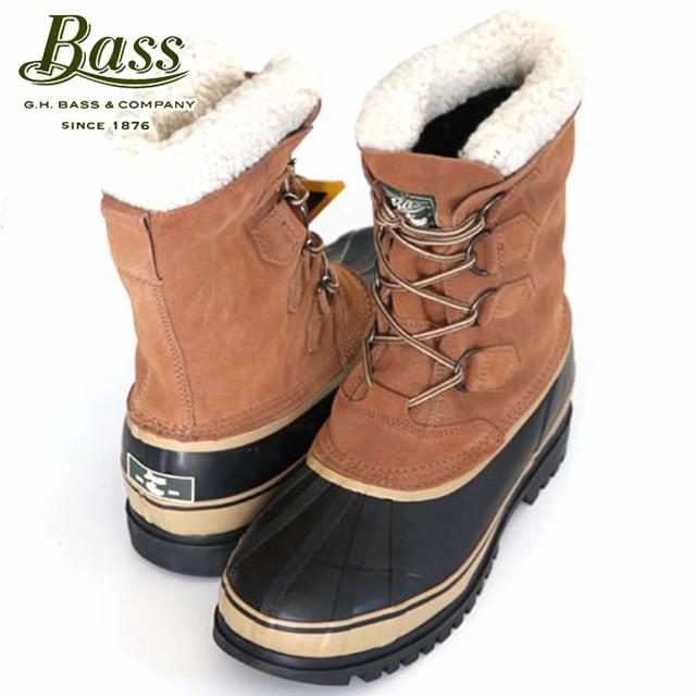 バス G.H.BASS メンズ ビーンブーツ Bean Boots S...