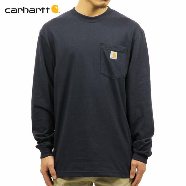 カーハート CARHARTT 正規品 メンズ 長袖Tシャツ ...