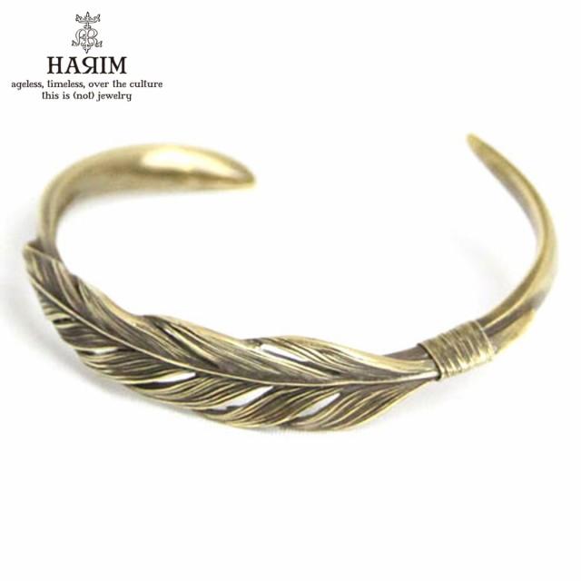 ハリム HARIM バングル Owl feather bangle [sunl...
