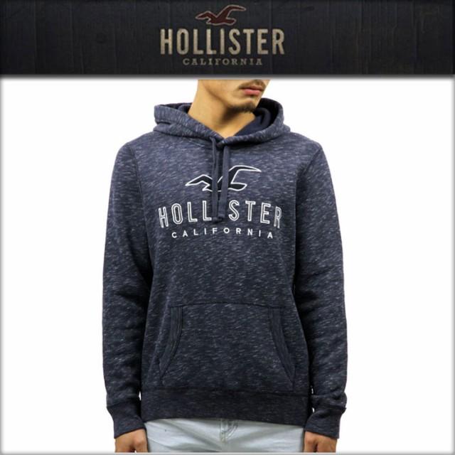 ホリスター HOLLISTER 正規品 メンズ フリースプ...