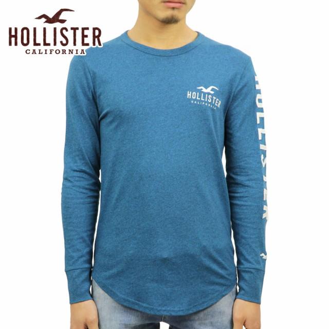 ホリスター HOLLISTER 正規品 メンズ 長袖Tシャツ...