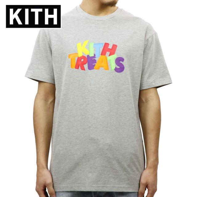 キス KITH 正規品 メンズ クルーネック 半袖Tシャ...