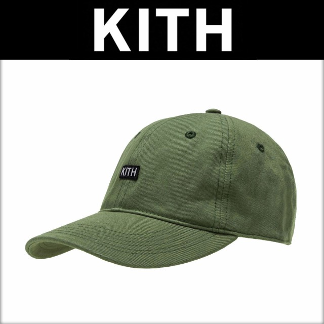 キス KITH 正規品 帽子 キャップ KITH CLASSIC LO...