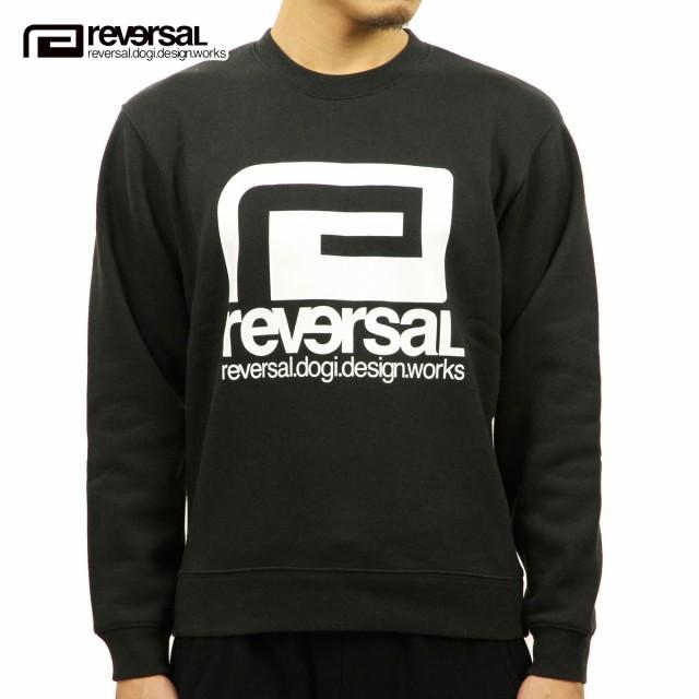リバーサル REVERSAL 正規販売店 メンズ スウェッ...