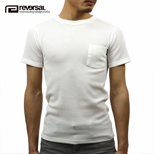 リバーサル REVERSAL 正規販売店 メンズ ポケット...