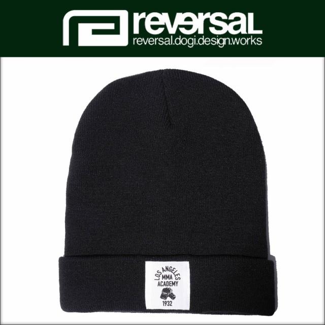 リバーサル REVERSAL 正規販売店 メンズ ニット帽...