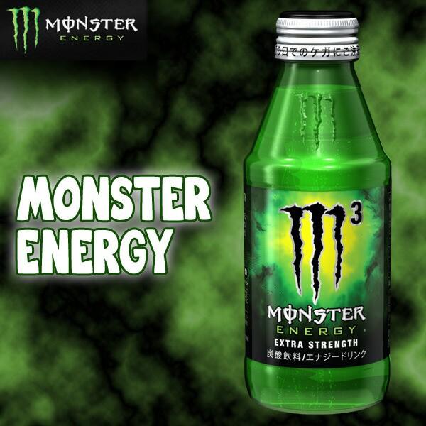 MONSTER ENERGY モンスターエナジー 150ml びん ...