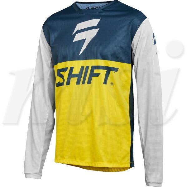 Shift シフト 2018年 WHIT3 LE ホワイト ジャージ...