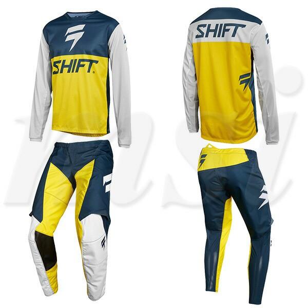 Shift シフト 2018年 WHIT3 LE ホワイト パンツ ...