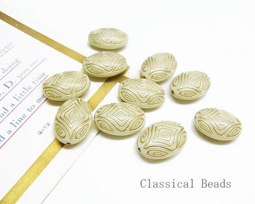 クラッシックフラット 10個 [bea-054]