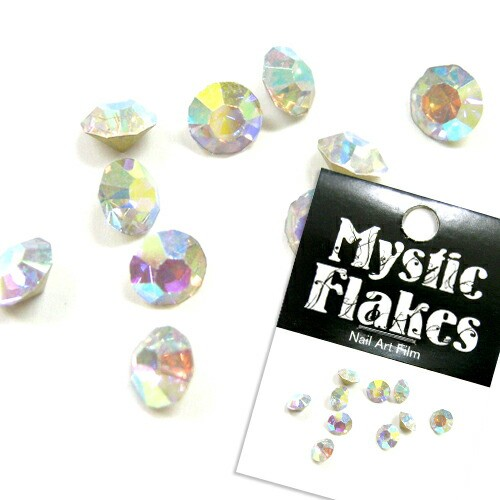 MysticFlakes ダイヤモンドカットストーン SS-20 ...