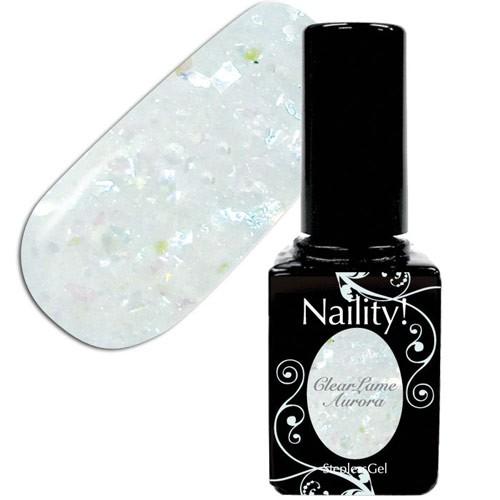【NEW】Naility! ステップレスジェル 016 クリア...