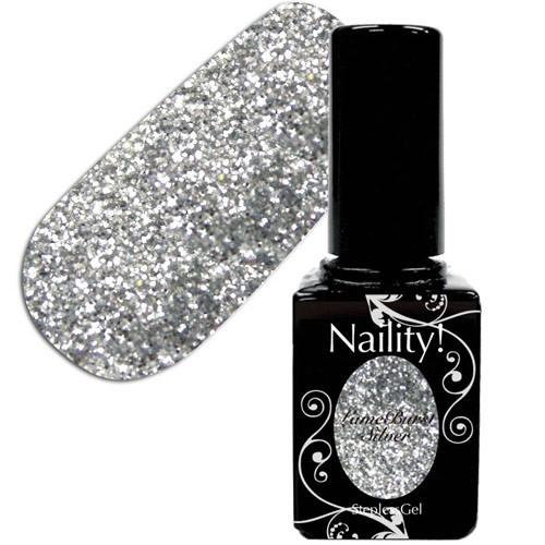 【NEW】Naility! ステップレスジェル 020 ラメバ...