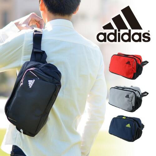 アディダス/adidas/ウエストバッグ/ウエストポー...