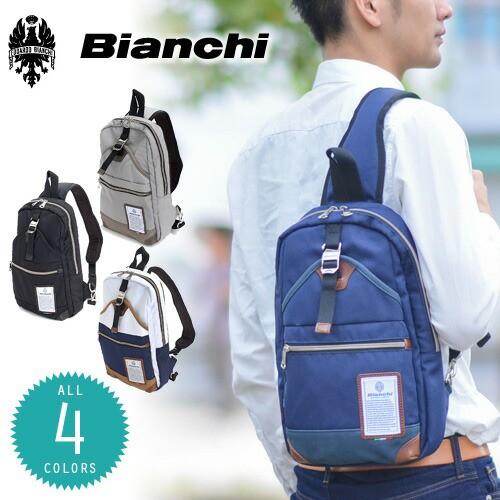 送料無料/ビアンキ/Bianchi/ボディバッグ/BYUY/by...