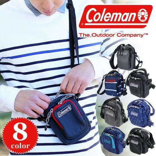 コールマン/Coleman/2wayショルダーバッグ/ポーチ...
