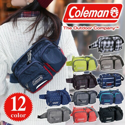 【ポイント10倍】コールマン/Coleman/2wayウエス...