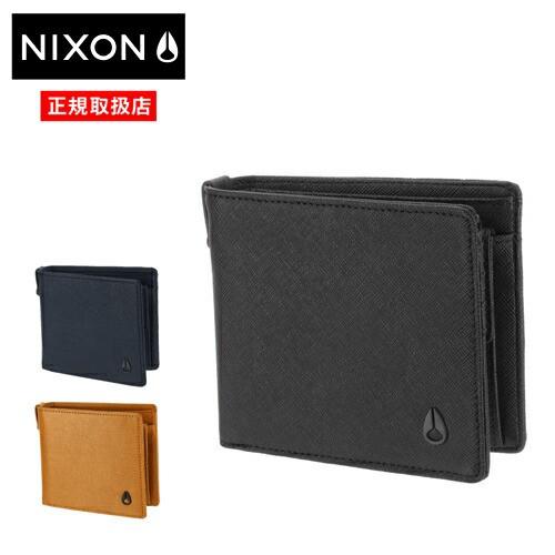 送料無料/ニクソン/NIXON/二つ折り財布/ミルズII...