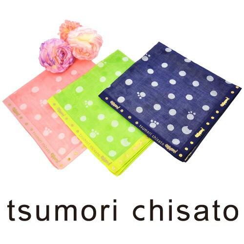 ツモリチサト/tsumorichisato/ガーゼハンカチ/ネ...