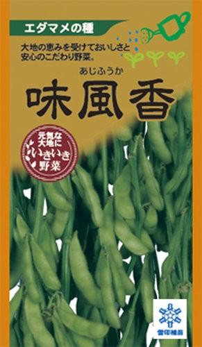 雪印種苗 枝豆 味風香 30ml【郵送対応】