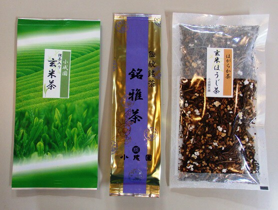[国産茶]日本茶 お試しセット/強火焙煎茶、抹茶...