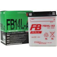 バイクバッテリー FB14L-A2 FB14L-A2 [YB14L-A2 互換] 古河電池