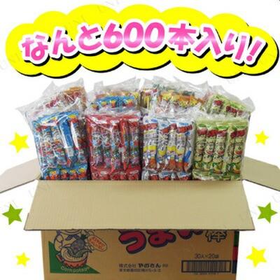 【取寄品】 うまい棒 600本 詰め合わせセット 味...