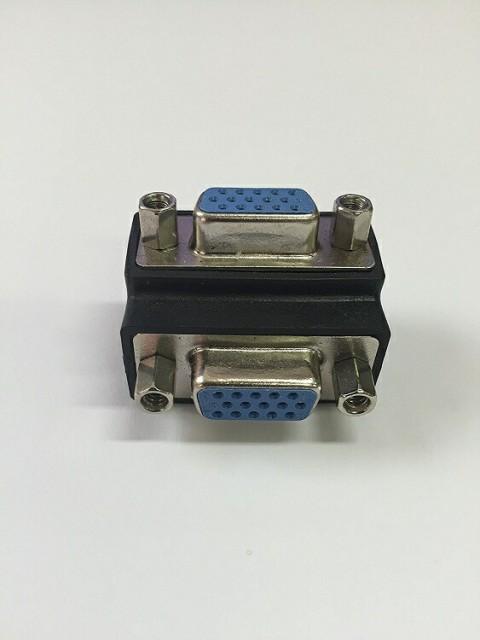 【送料無料】VGAメス-VGAメス変換アダプタ VGA D-...