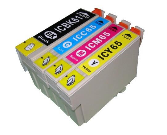 【送料無料】高品質EPSON互換インク IC4CL6165 4...