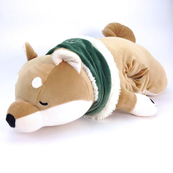 ねむねむ アニマルズ 小太郎 ハンドマフ抱き枕