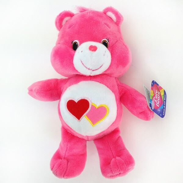 Care Bears ケアベア ラブアロットベア おすわり ...