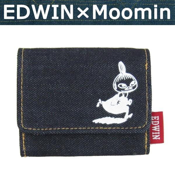 (EDWIN×MOOMIN) リトルミイ ミニウォレット (ミ...