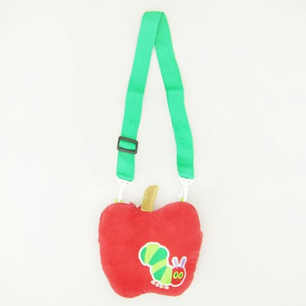 はらぺこあおむし ポシェット (ポーチ) リンゴ