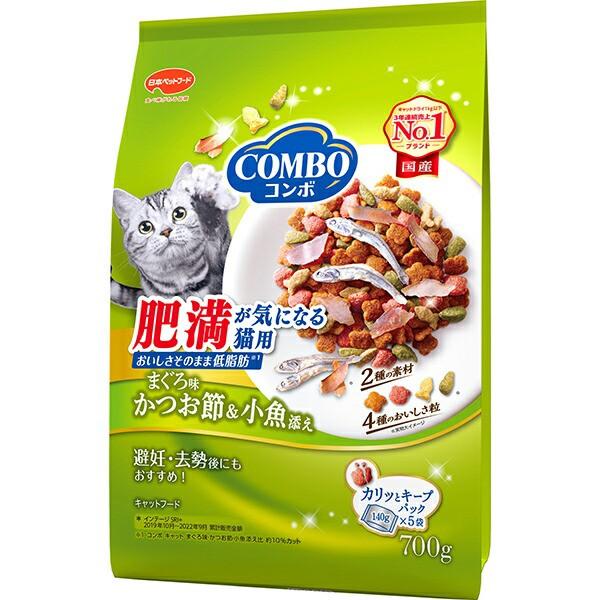 コンボ キャット 肥満が気になる猫用 まぐろ味・...