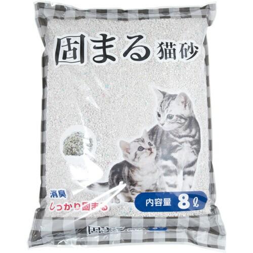 固まる猫砂 8L