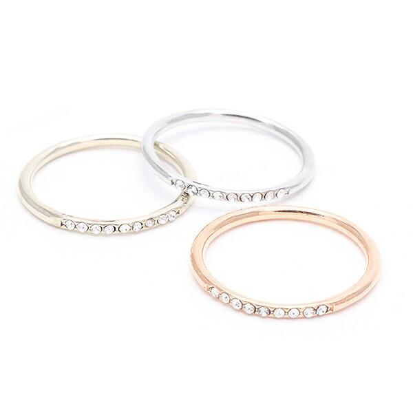レディース 指輪 リング シンプル 可愛い 綺...