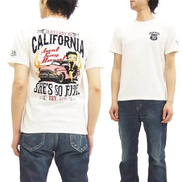 ベティ・ブープ Tシャツ 525409 Betty Boop ロー...