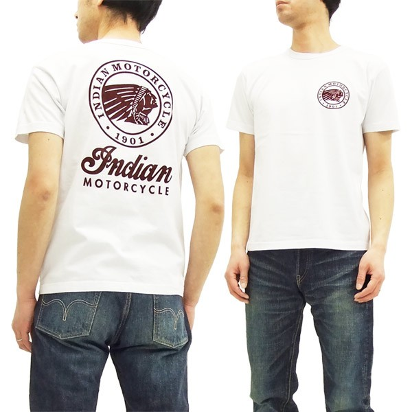 インディアンモーターサイクル Tシャツ IM77628 ...