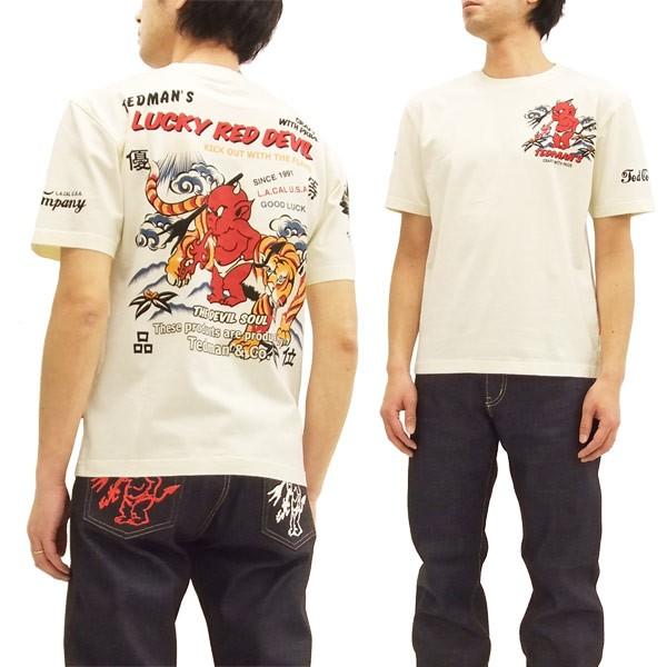 テッドマン Tシャツ tdss-465 tedman エフ商会 メ...