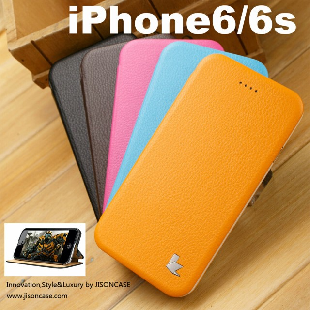 JISONCASE 手帳ケース IP6-02H iPhone6 iphone6s ...